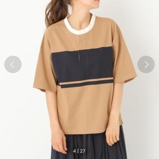 niko and... - niko and 空紡糸ラガー半袖Tシャツ