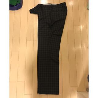 アオヤマ(青山)のメンズ スーツ パンツ スラックス 美品(スラックス/スーツパンツ)
