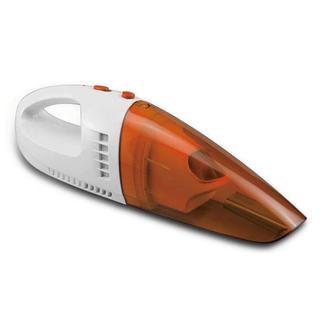 【驚異の能力!】液体も吸えるスーパーハンドクリーナー 結露対策にも オレンジ(掃除機)