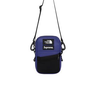 シュプリーム(Supreme)の18fw Supreme Leather Shoulder Bag  royal(ショルダーバッグ)