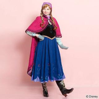 シークレットハニー(Secret Honey)のシークレットハニー 雪山アナ ドレス(ロングドレス)