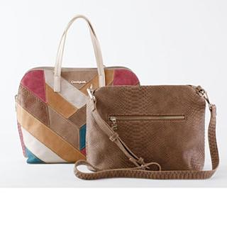 デシグアル(DESIGUAL)の新品 定価15900円 デシグアル ショルダーインバッグ付き リバーシブルバッグ(ショルダーバッグ)
