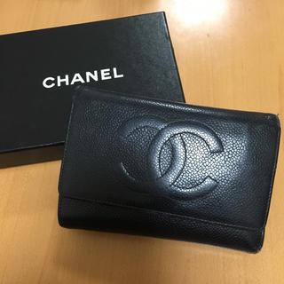 CHANEL - CHANEL 折りたたみ 財布
