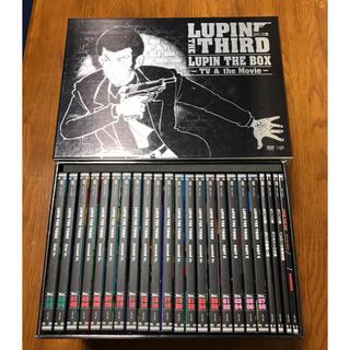 LUPIN THE BOX-TV&the Movie  ルパン三世DVD BOX(アニメ)
