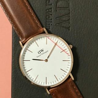 ダニエルウェリントン(Daniel Wellington)の正規品  腕時計 今がチャンス◇40mm、36mm◇ダニエルウェリントン(腕時計(アナログ))