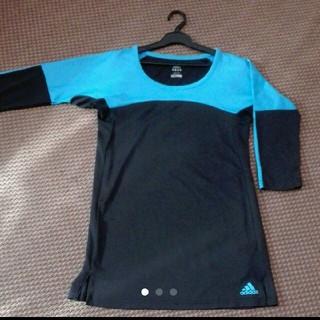 アディダス(adidas)のアディダス ロングTシャツ レディース(Tシャツ(長袖/七分))