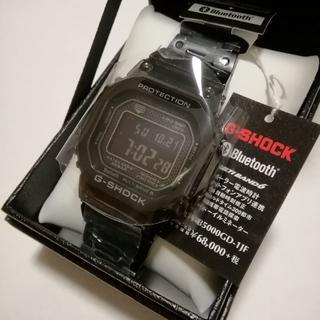 ジーショック(G-SHOCK)のG-SHOCK GMW-B5000GD-1JF(腕時計(デジタル))