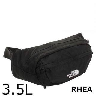 国内正規品!ノースフェイス RHEA NM71803 ブラック K(ボディバッグ/ウエストポーチ)