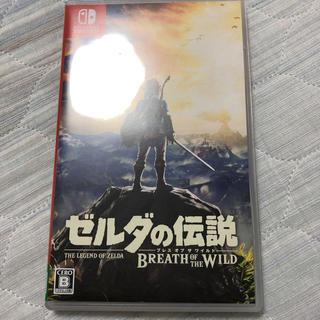 Nintendo Switch - ゼルダの伝説☆ブレスオブザワイルド