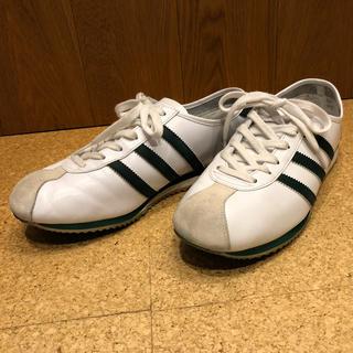 アディダス(adidas)の美品アディダス カントリー 73'復刻(スニーカー)