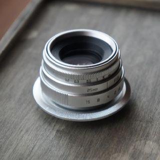 ソニー(SONY)の 単焦点レンズ 25mm F1.8 SONY αEマウント用Cマウントレンズ(レンズ(単焦点))