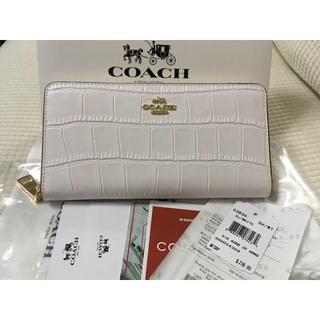 コーチ(COACH)の在庫限り❗️売り切れセール❣️COACH コーチ 長財布 送料無料 ✨即購入◎(財布)