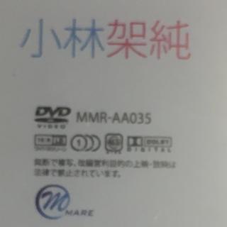 小林架純 美少女サプリ DVD ジャンク