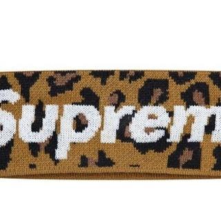 シュプリーム(Supreme)のspreme New Era Big Logo Headband Leopard(その他)
