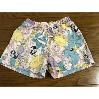 シマムラ(しまむら)のしまむら 130cm ディズニープリンセス ショートパンツ(パンツ/スパッツ)