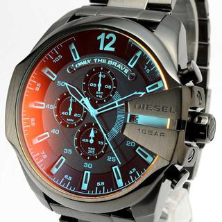 ディーゼル(DIESEL)のDIESEL ディーゼル DZ4318 腕時計 メガチーフ(腕時計(アナログ))