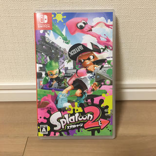 Nintendo Switch - 極美品 スプラトゥーン2