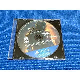 PS4 Dead by Daylight 北米版 ソフトのみ 日本語対応(家庭用ゲームソフト)