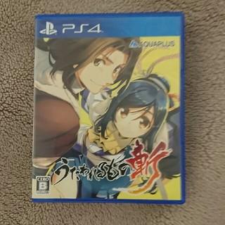 プレイステーション4(PlayStation4)のPS4 うたわれるもの斬(家庭用ゲームソフト)