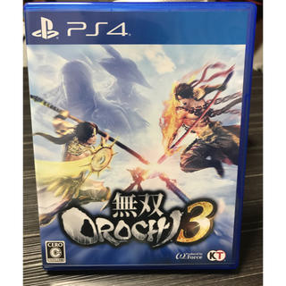 プレイステーション4(PlayStation4)のPS4 無双OROCHI3  初回特典未使用(家庭用ゲームソフト)
