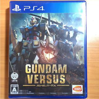 プレイステーション4(PlayStation4)のガンダムバーサス (PS4)(家庭用ゲームソフト)