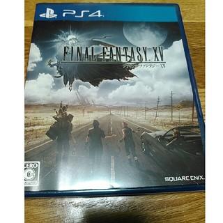 プレイステーション4(PlayStation4)のps4 ファイナルファンタジー15(家庭用ゲームソフト)