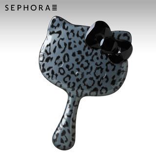 セフォラ(Sephora)のハローキティ  × セフォラ SEPHORA ダイカット ハンド ブラシ ヘア(ヘアブラシ)