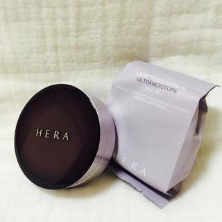 アモーレパシフィック(AMOREPACIFIC)の韓国コスメ  ヘラ(HERA) UV ミスト クッション ウルトラ モイスチャー(ファンデーション)