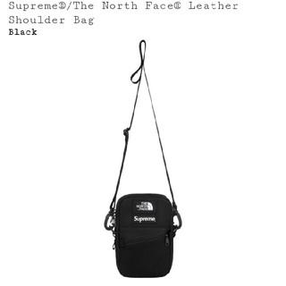 シュプリーム(Supreme)のsupreme/thenorthface leather shoulderbag(ショルダーバッグ)