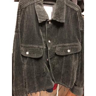 ミハラヤスヒロ(MIHARAYASUHIRO)のdoublet 18aw corduroy jacket(ブルゾン)