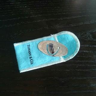 ティファニー(Tiffany & Co.)のティファニーのブックマーク(しおり/ステッカー)