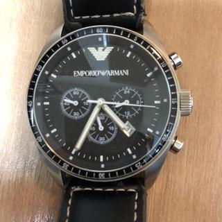 エンポリオアルマーニ(Emporio Armani)のエンポリオアルマーニ メンズウォッチ(腕時計(アナログ))