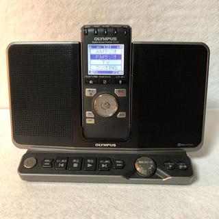 オリンパス(OLYMPUS)のOLYMPUS ICレコーダー機能付ラジオ録音機 ラジオサーバーポケット(ポータブルプレーヤー)