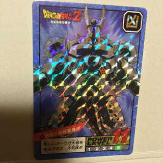 ドラゴンボール(ドラゴンボール)のドラゴンボール カードダス スーパーバトル  Wキラ セル(カード)