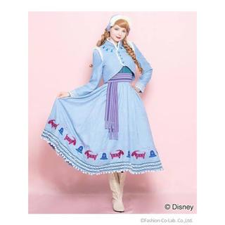 シークレットハニー(Secret Honey)の本日限定 Secret honey シーハニ  アドベンチャー アナ 仮装ドレス(その他ドレス)