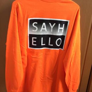 ハレ(HARE)のロンT ロングTシャツ バックプリント バックロゴ(Tシャツ/カットソー(七分/長袖))
