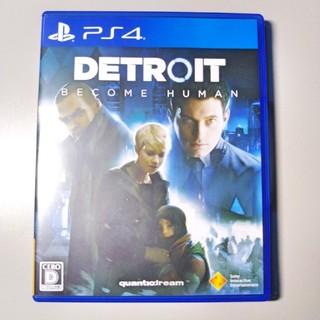 プレイステーション4(PlayStation4)のDetroit: Become Human(家庭用ゲームソフト)