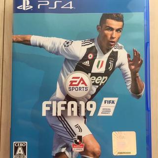 プレイステーション4(PlayStation4)のPS4 FIFA19(家庭用ゲームソフト)