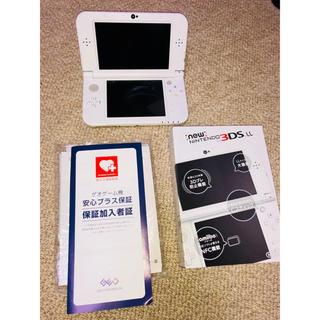 ニンテンドー3DS(ニンテンドー3DS)の任天堂 3DS LL(携帯用ゲーム本体)
