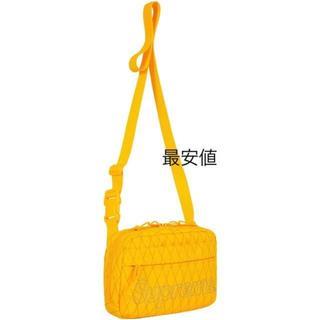 Supreme Shoulder Bag Leather Diamond FW (ショルダーバッグ)