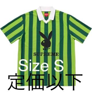 シュプリーム(Supreme)のSupreme Playboy soccer Jersey(Tシャツ/カットソー(半袖/袖なし))