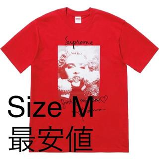 シュプリーム(Supreme)のSupreme Madonna Photo Tee マドンナ(Tシャツ/カットソー(半袖/袖なし))