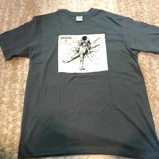 シュプリーム(Supreme)のSupreme×AKIRA Yamagata Tee 青灰色M(Tシャツ/カットソー(半袖/袖なし))