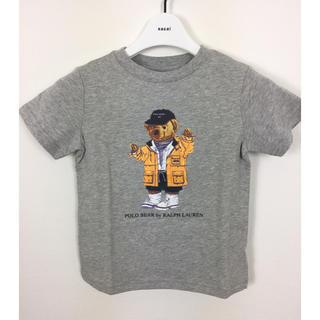 POLO RALPH LAUREN - 未使用! ポロベア ラルフローレン Tシャツ boys 3/3T 100