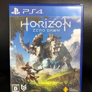 プレイステーション4(PlayStation4)のホライゾン ゼロドーン Horizon Zero Dawn(家庭用ゲームソフト)