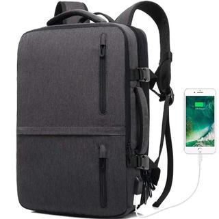 即購入ok!大容量ビジネスバックパック/防水加工多機能リュックデイバッグ(バッグパック/リュック)