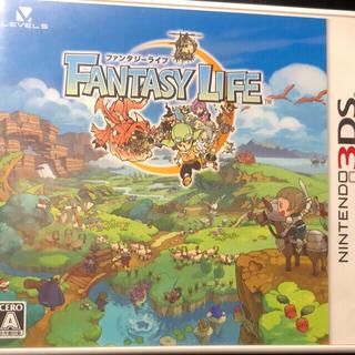 ニンテンドー3DS(ニンテンドー3DS)のファンタジーライフ テーマパークDS 牧場物語 That'sQT まとめ売り美品(携帯用ゲームソフト)