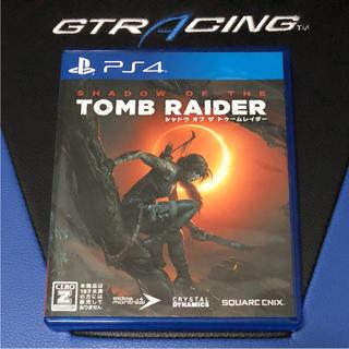 プレイステーション4(PlayStation4)のシャドウオブザトゥームレイダー  PS4(家庭用ゲームソフト)
