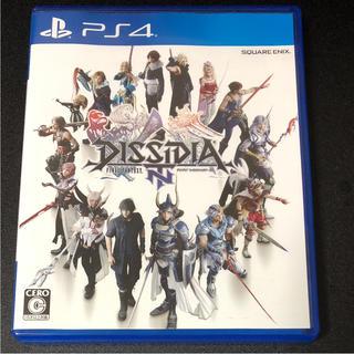 プレイステーション4(PlayStation4)のディシディア ファイナルファンタジー NT特典付き(家庭用ゲームソフト)