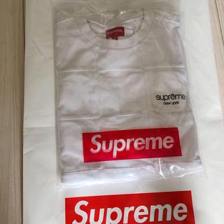 シュプリーム(Supreme)のsupreme patchwork tee(Tシャツ/カットソー(半袖/袖なし))
